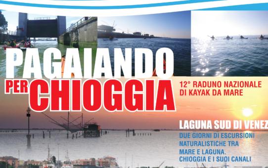 Pagaiando per Chioggia 2018